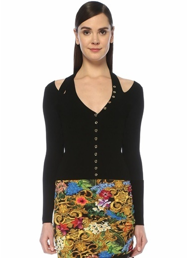 Versace Jeans Triko Siyah